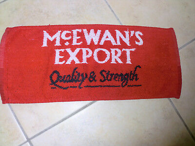 "Bar Towel ""McEwans Export"""
