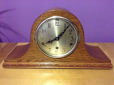 Antique westminster clock perfect work