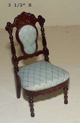 Elegant Side chair upholstered by Bespaq