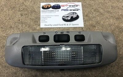Genuine Ford Focus ST170 Front Interior Light - Used #5