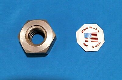 304060-nut 3/4-6 acme hex nut, steel EACH for acme right hand threaded rod