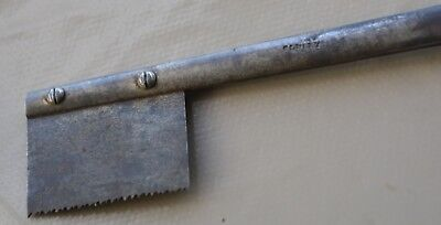 Hey's Skull Saw by CLULEY of Sheffield Georgian era antique surgical instrument