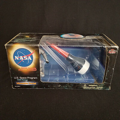 US Space Program NASA Replicas Mercury Friendship 7 w/ Movable Parts Model: New