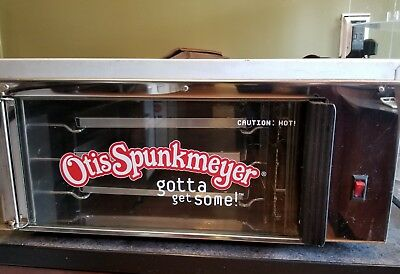 Triple level Otis Spunkmeyer Cookie Oven with 3 Pans