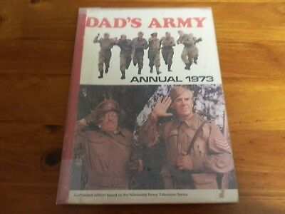Dad's Army Annual 1973 Television Series Book