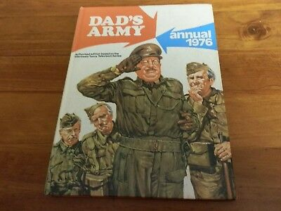 Dad's Army Annual 1976 Television Series Book