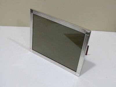 "Vintage Large TIFFANY STERLING SILVER  PICTURE FRAME, 10"" x 8"""