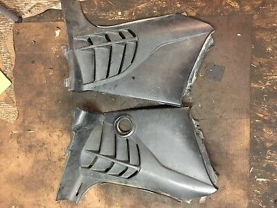 2002-2008 Yamaha Grizzly 660 Side Panel Engine Covers Panels Tank Cover