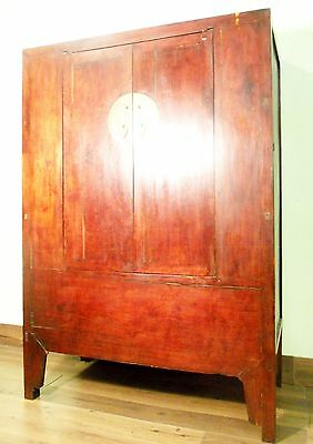 Antique Chinese Ming Wedding Cabinet (5775), Circa 1800-1849