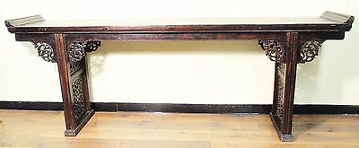 Authentic Antique Altar Table (3182), Circa 1800-1849