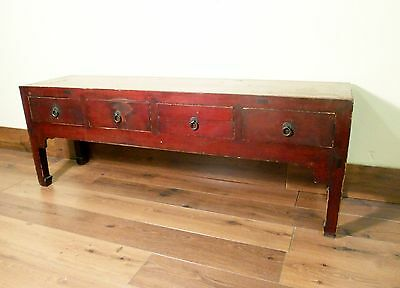 Antique Chinese Ming Cabinet (5238), Cypress Wood, Circa 1800-1849