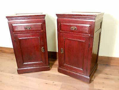 Antique Chinese Tea Tables (5432) One Pair, Circa 1800-1849