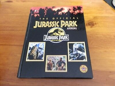 The Official Jurassic Park Annual 1993