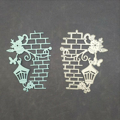 lace flower metal cutting dies stencil scrapbook album paper embossing craftSC