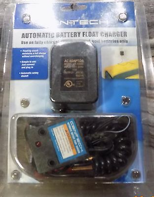 Cen Tech Auto Battery Float Charger 69594 NIP