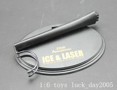 1//6 Winson x Hot Toys Ice /& Laser Action Figure Special Version Limited 400pcs