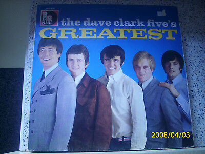 The dave clark fives--Greatest