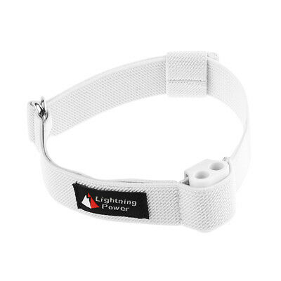 Running Holder Armband Protector for Apple Airpod Earphone 40cm White