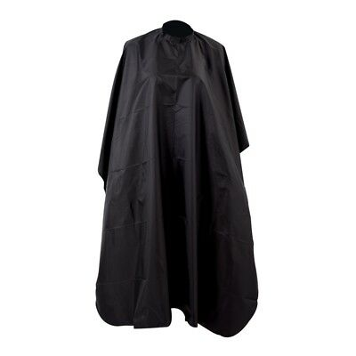 Black Hair Cut Hairdressing Hairdressers Barbers Cape Gown A2E4