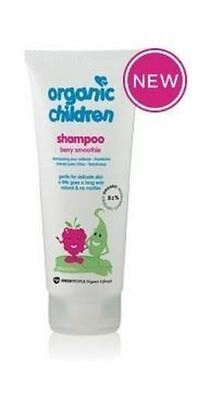 Green PeopleChildrens Berry Smoothie Shampoo [200ml] (6 Pack)