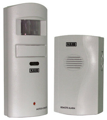EMS6103 CK Kasp Wireless Shed & Garden Alarm