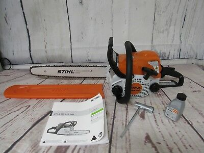 "Stihl MS170 Lightweight Arborist Chainsaw w/16"" Bar and Chain - Excellent Shape"