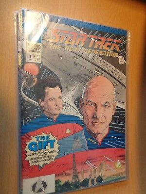 Star Trek: The Next Generation Annual 1 1990