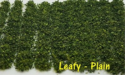 Leafy Tufts - 100 x Self-Adhesive Grass Tufts