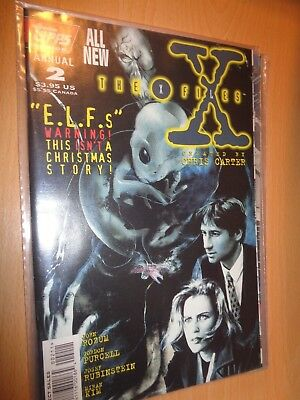 The X-Files Annual 2 1996