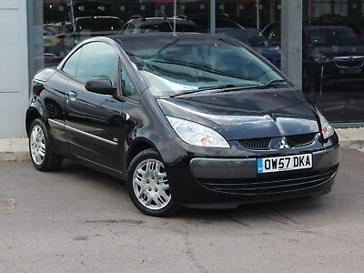 2008 Mitsubishi Colt 1.5 Czc1 Cabriolet Convertible [Ac] - Only 27563 Miles!