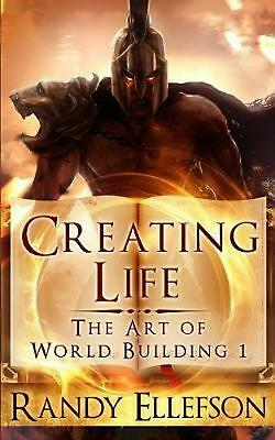 Creating Life by Randy Ellefson Paperback Book Free Shipping!