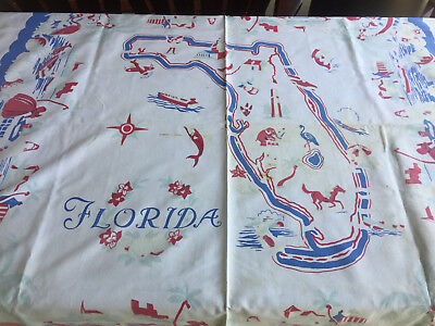 Florida Vintage Tablecloths