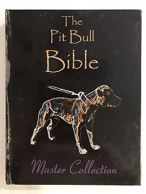 The Pit Bull Bible Master Collection Hardcover Five Dvd Apbt