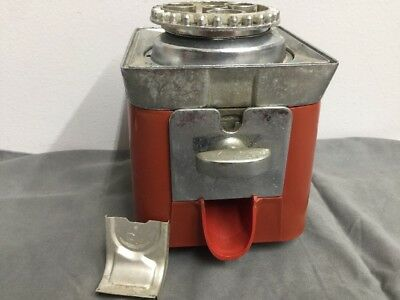 BEAVER candy gumball machine 25 cent coin mechanism Repair Replacement Parts Vtg
