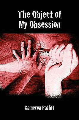The Object of My Obsession by Cameron Ratliff (English) Paperback Book Free Ship