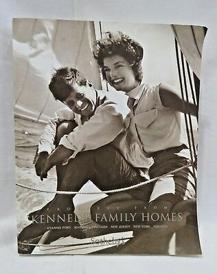 Sotheby's Kennedy Family Homes Catalog Feb 2005