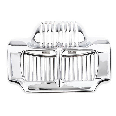 Chrome Stock Oil Cooler Cover for Harley Touring Electra Road 2011-2015 NEW