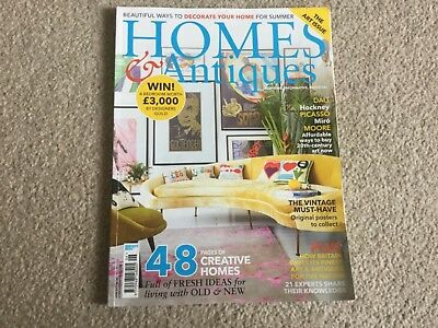 Homes and Antiques June 2017