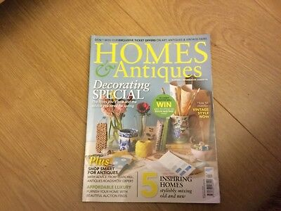 Homes and Antiques April 2017
