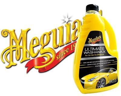 Ultimate Wash N Wax - Shampoing Ultime - 1L5