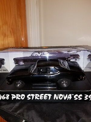 1968 Pro Street Chevrolet Nova SS 396 By Peachstate Collectibles 1:18 8025 READ