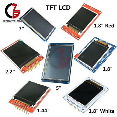 """1.44/1.8/2.2/5/7"""" Inch SPI TFT LCD Shield Module ST7735S SSD1963 for Arduino 51"""
