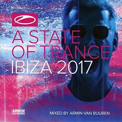 A State Of Trance: Ibiza 2017, Armin van Buuren CD , New, FREE & Fast Delivery