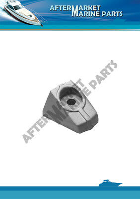 Zinc cube anode made for Suzuki, replaces#: 55320-98600