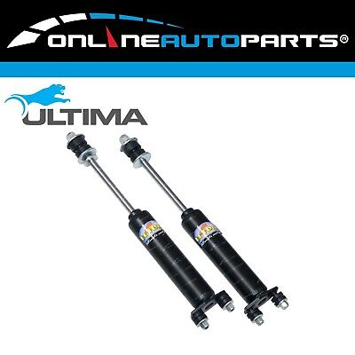 2 Front GT Gas Shock Absorbers Ford Falcon Fairmont 1960-88 Sedan Ute Wagon Van