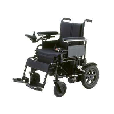 "Drive Medical Cirrus Plus EC Folding Power Wheelchair, 18"" Seat"