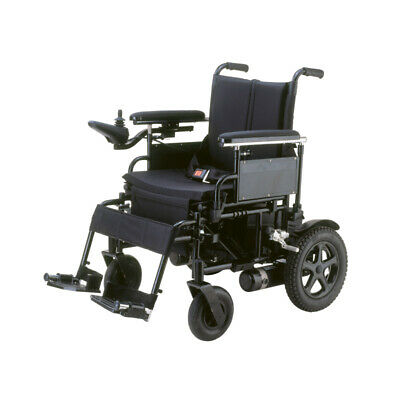 "Drive Medical Cirrus Plus EC Folding Power Wheelchair, 22"" Seat"