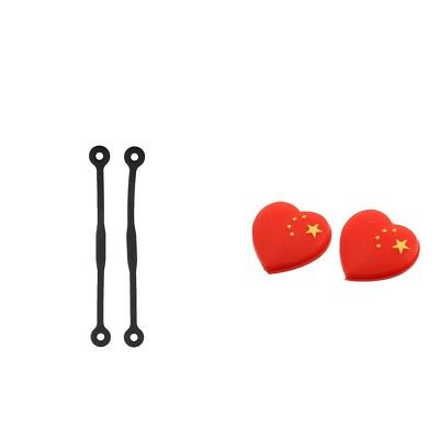 4Pcs Shock Absorber Vibration Dampener For Sports Tennis Racquet for Outdoor