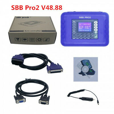 V48.88 Sbb Pro2 Key Pro Tool Replace sbb v46.02 Support New Car up to 2017 years