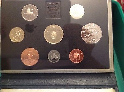 Coin Uk United Kingdom Proof Set Collection 1994 Royal Mint
